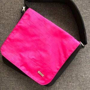 UNDFIND Pink waist shooter camera bag